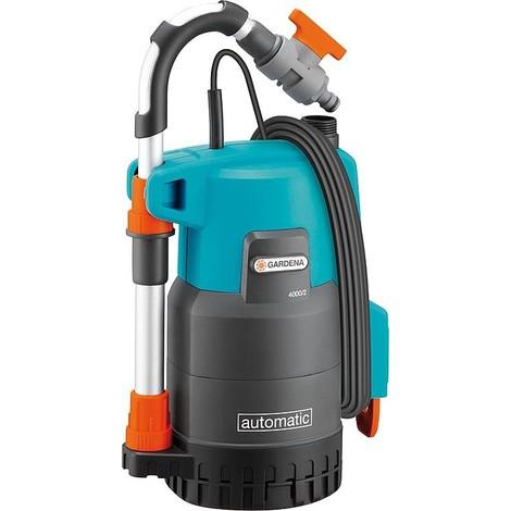 Pompe pour collecteur d´eau de pluie Comfort, type 4000/2 automatique