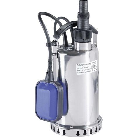 Pompe pour eau claire en acier Renkforce S509131