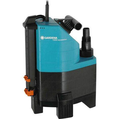 Pompe pour eau usée 13 000 aquasensor Q019901