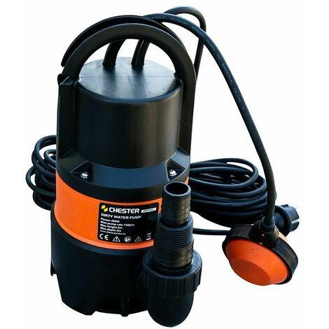 Pompe pour eaux chargées 400 W - CHESTER