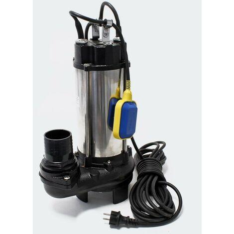 Pompe pour eaux sales avec flotteur 31200l/h avec 2200W