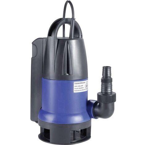 Pompe pour eaux usées Renkforce 1526585 8000 l/h 5 m 1 pc(s)
