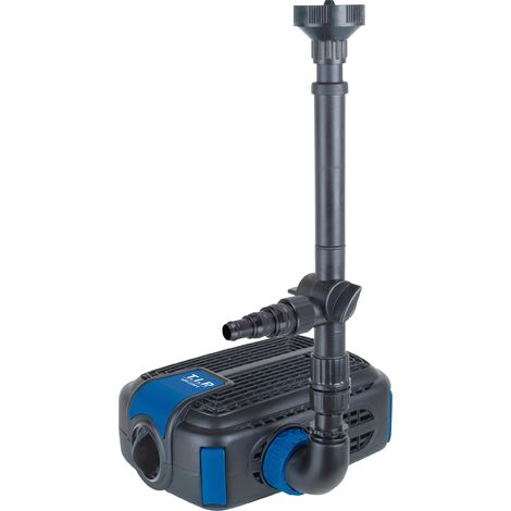 Pompe pour fontaine 2500 l/h T.I.P. 30426 avec fonction filtre W340291
