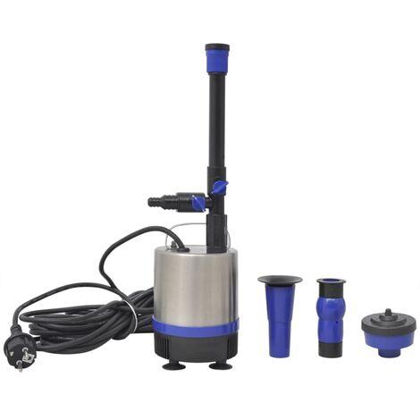 Pompe pour fontaine 50 W 1.750 L/h