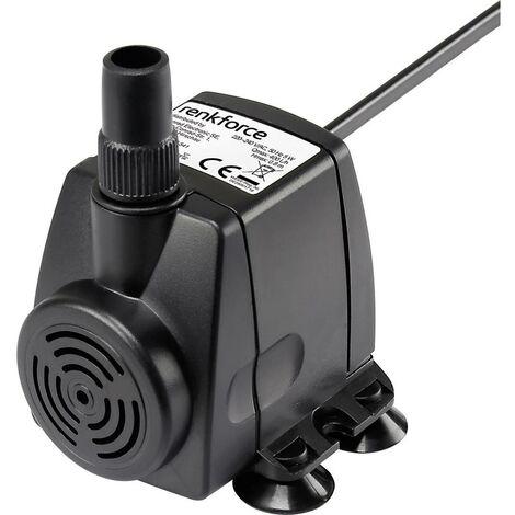 Pompe pour fontaine dintérieur 400 l/h Renkforce 1168660 0.8 m