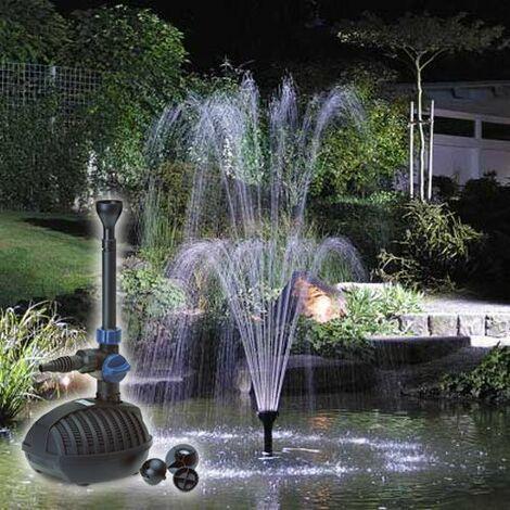 pompe pour jet d'eau et fontaine 70w - aquarius foutain set 3500 - oase