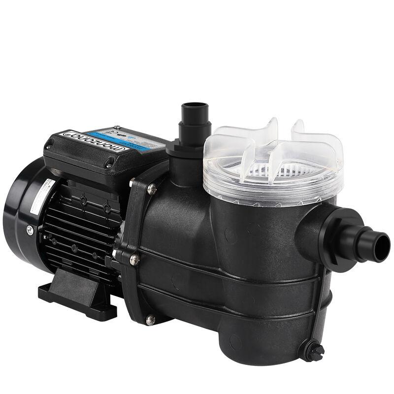 Monzana - Pompe pour systèmes de filtration à sable IPX5 eau piscine au choix 400W + Vorfilter (de)