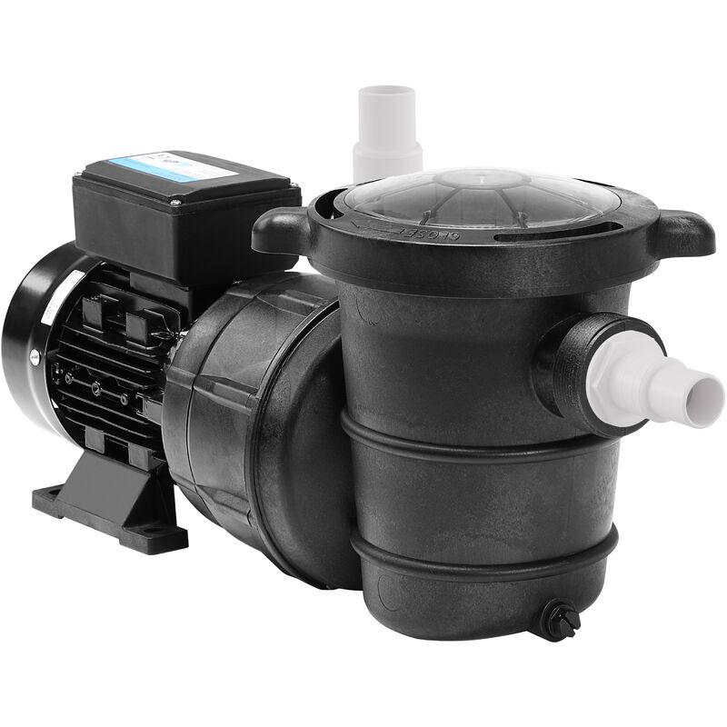 Pompe pour systèmes de filtration à sable IPX5 eau piscine au choix 600W + Vorfilter (de)