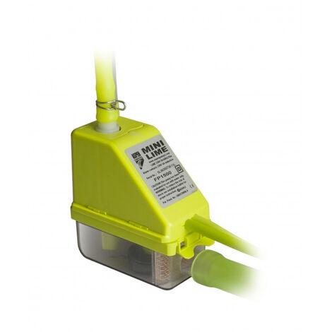 Pompe relevage climatisation mini-verte mini lime seule Aspen