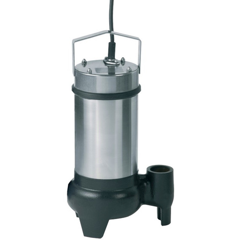 Pompe relevage submersible Inox WILO-Drain STS 40/10A-16m3/h à 4m/CE