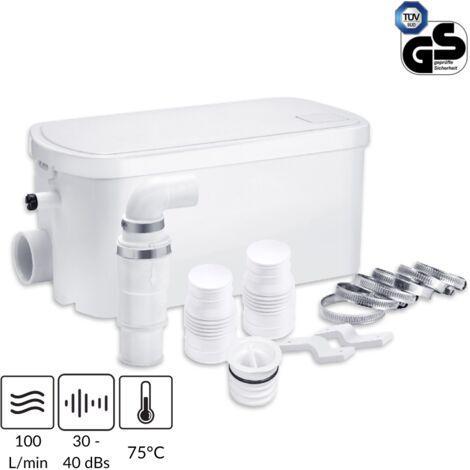 Pompe sanitaire douche silencieuse 250 - MINI