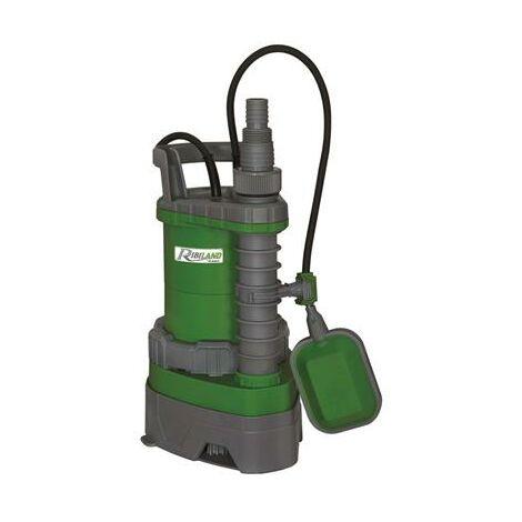 Pompe serpillère mixte 750W - 3 en 1 de Ribiland - Pompes eaux usées