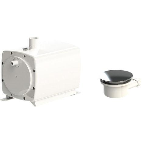 Pompe SFA SANIFLOOR +3 avec bonde Ø90 pour receveurs extra-plat