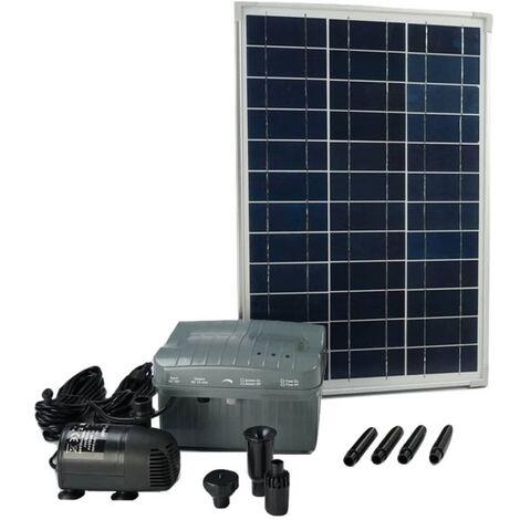 Pompe solaire de bassin SolarMax