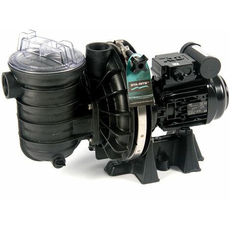 Pompe Sta-Rite 5P2RC 1,5 CV Mono 18 m3 eau douce