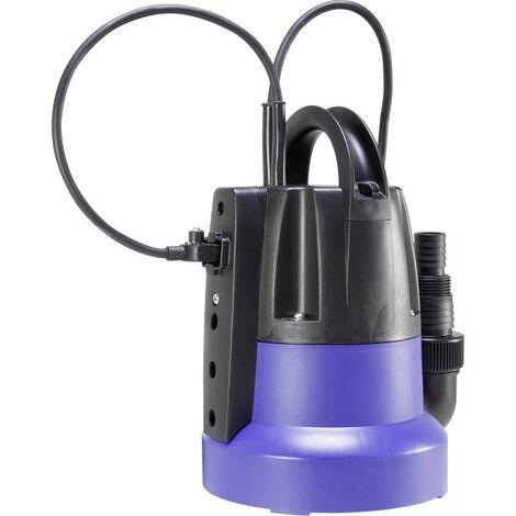 Pompe submersible à aspiration à plat Renkforce 1519493,7000 l/h,7 m