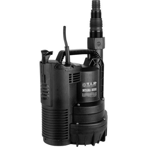 Pompe submersible à aspiration à plat T.I.P. Integra 8000 300 W