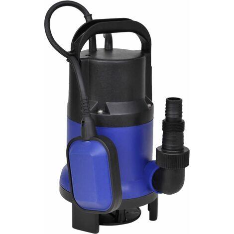 Pompe submersible électrique pour eaux usées de jardin 400 W