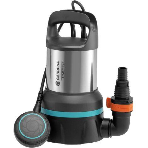 Pompe submersible pour eau claire GARDENA 11000 09032-61 11.000 l/h 7 m 1 pc(s)