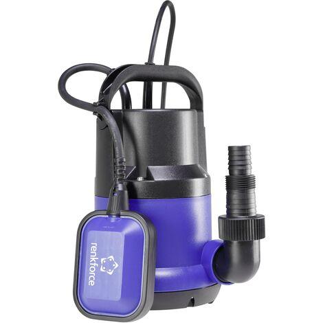 Pompe submersible pour eau claire Renkforce 1519492 6000 l/h 6 m 1 pc(s) S901051
