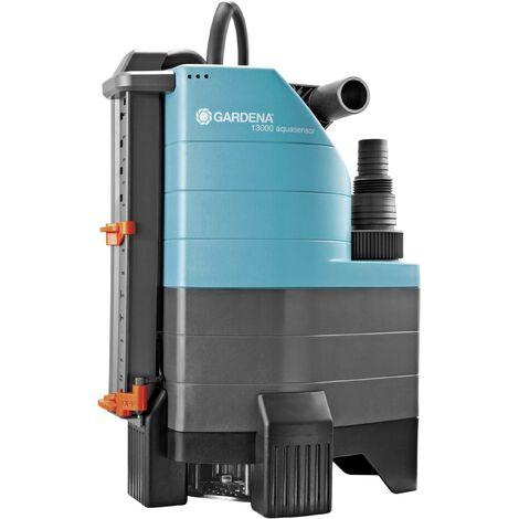Pompe submersible pour eaux chargées GARDENA 13000 aquasensor 01799-61 13000 l/h 9 m 1 pc(s) C096961