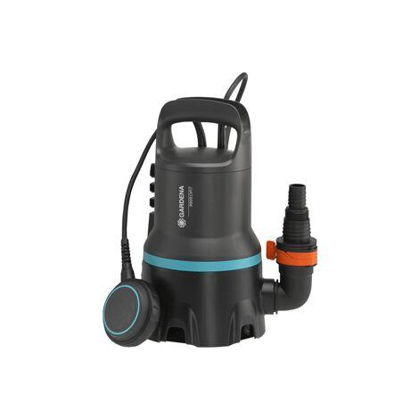 Pompe submersible pour eaux chargées GARDENA 9000 09040-61 9000 l/h 6 m 1 pc(s)