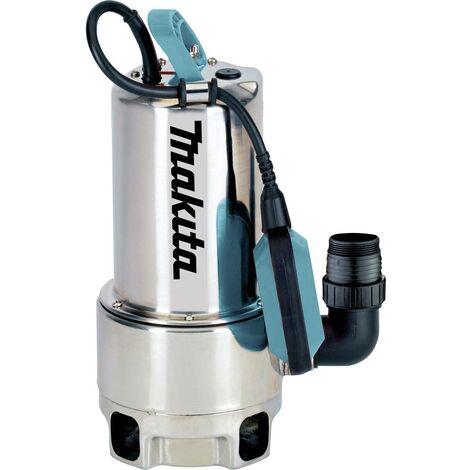 Pompe submersible pour eaux chargées Makita PF1110 PF1110 15000 l/h 10 m 1 pc(s)