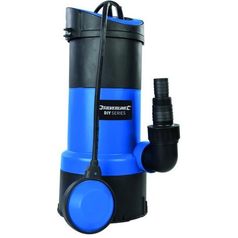 Pompe submersible pour eaux claires et usées 750 W 750 W (UK)