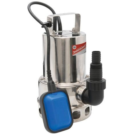 Pompe submersible pour eaux usées 550 W - 10 500 l/h