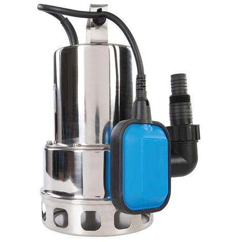 Pompe submersible pour eaux usées Silverline