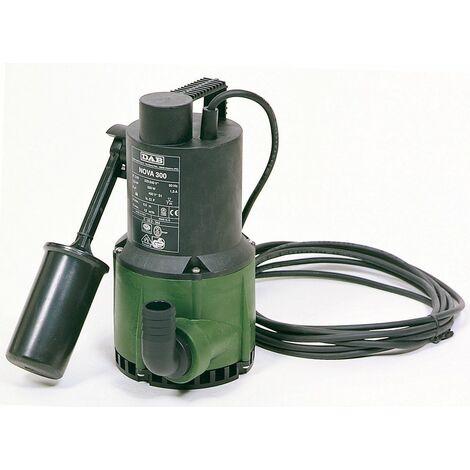 Pompe submerssible de relevage automatique NOVA 300