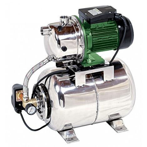 Pompe surpresseur auto-amorçante 24 Litres 970 Watts