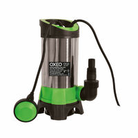 Pompe vide-cave 900W eaux chargées type Rdy 900 PI - RONDY