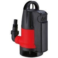 Pompe vide cave automatique eaux chargées 550W Flotteur intégré - Gamme Pro