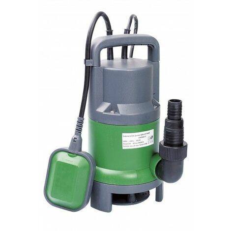 pompe vide-cave eaux chargées 400w + interrupteur flotteur - prpvc400c - ribiland