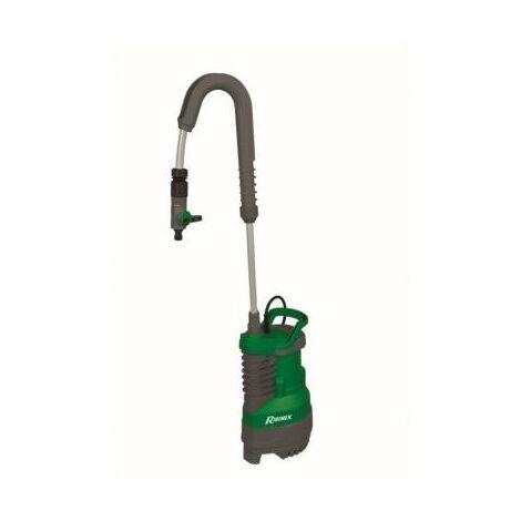 Pompe vide fut - pour vider tonneau eau de pluie - marche arret automatique