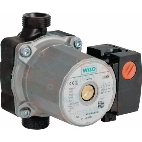 Pompe WILO type RS15/5-3KUCR130-3 CP 53 130 1'' Réf. S507083 PCE DET CHAPPEE/BROTJE/IS CHAUFF