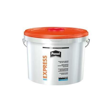 Ponal express Holzleim 10kg (F) 4015000840620 Inhalt: 1