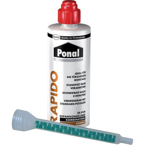 Ponal Rapido 165g (MDI-haltig) 4015000089555 Inhalt: 10