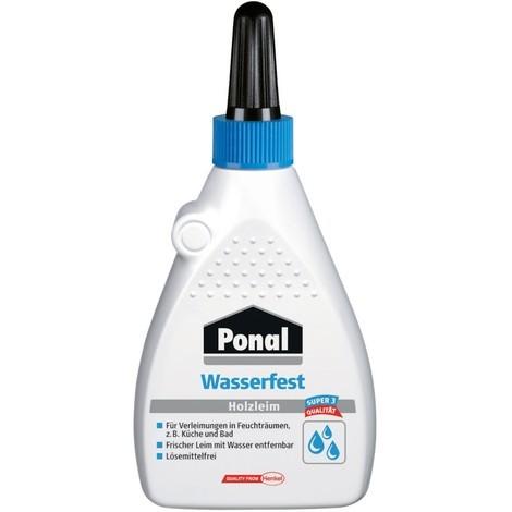 Ponal Wasserfest Holzleim 120g (F)
