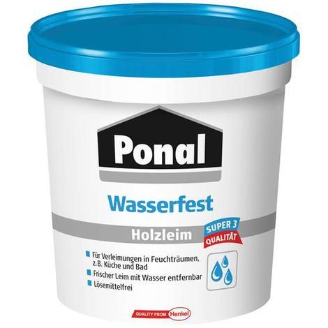 Ponal Wasserfest Holzleim 760g