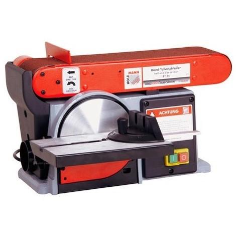 Ponceuse à bande 914 x 100 mm et à disque D. 150 mm 230 V - 250 W BT46 - Holzmann - -