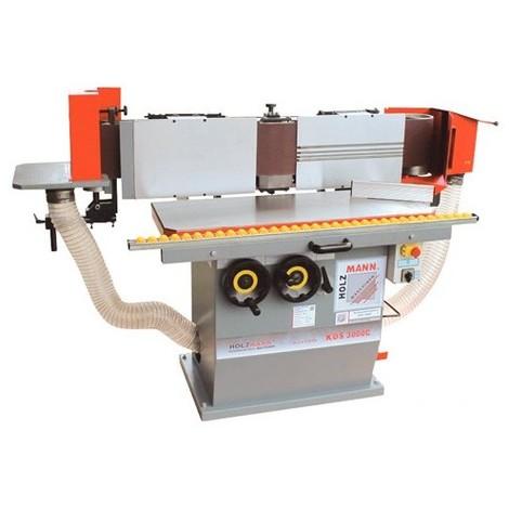 Ponceuse à bande oscillante 3000 x 200 mm 400 V - 3000 W KOS3000C - Holzmann - -