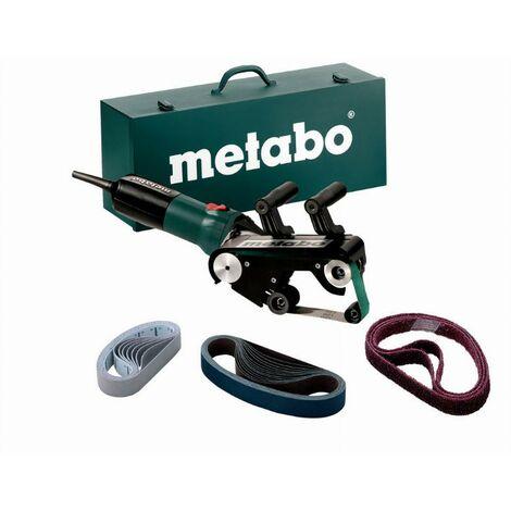 Ponceuse à tubes METABO RBE9-60 Coffret avec set d'accessoires - 602183510