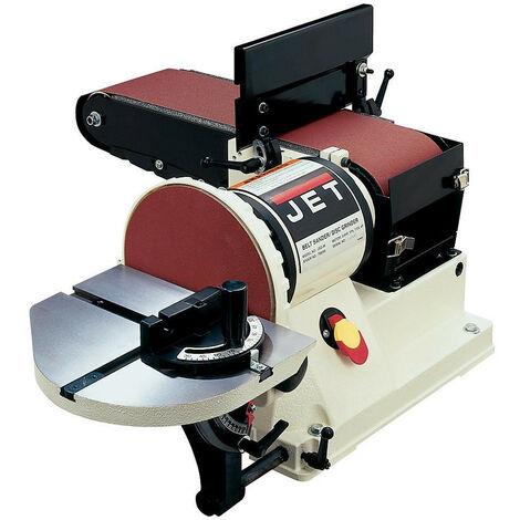 Ponceuse combinée bande 150x1220mm / disque 230mm 230V PROMAC - JSG 96-M