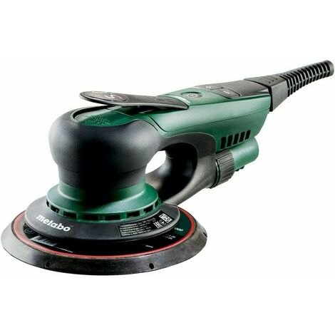 Ponceuse excentrique 150mm brushless METABO SXE 150-5.0 BL (615050000)