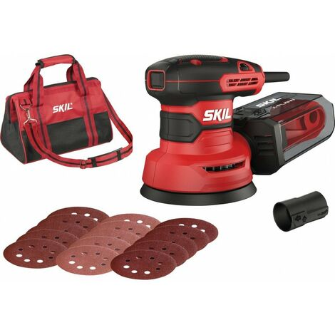 Ponceuse excentrique 300 W SKIL