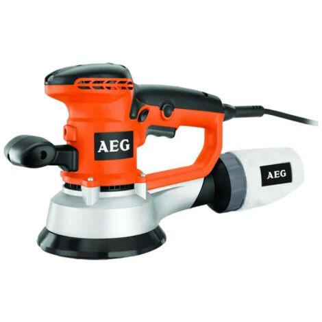 Ponceuse excentrique AEG 150mm 440W EX 150 ED SET