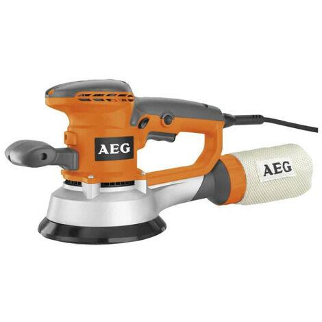 Ponceuse excentrique AEG 150mm 440W - EX150ESKIT1