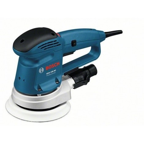 Ponceuse excentrique BOSCH 340W GEX 150 AC Professional - 0601372768